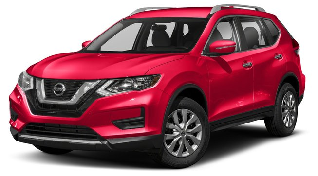 2017 Nissan Rogue in Surrey, British Columbia