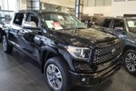 This Black 4 door Platinum 5.7L V8 4dr 4x4 CrewMax Save $5615 Tonneau Cover Pickup features a Black interior a 6 Spd Automatic transmission, a  5.7L  V 8 engine, and has 0 kilometres on it.