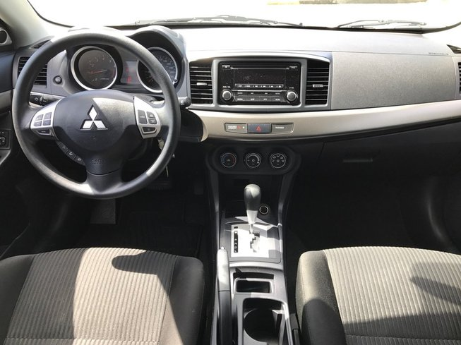 2014 Mitsubishi Lancer Sportback in Langley, British Columbia