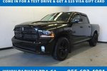 This Black 4 door Sport Pickup features a Black interior a 8 Spd Automatic transmission, a  5.7L  V 8 engine, and has 61329 kilometres on it.