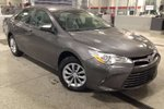 This Grey 4 door LE 4dr Sedan Standard Package Sedan features a Black interior a 6 Spd Automatic transmission, a  2.5L  I 4 engine, and has 0 kilometres on it.