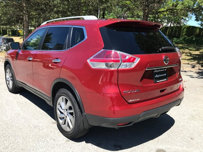 2014 Nissan Rogue in Langley, British Columbia