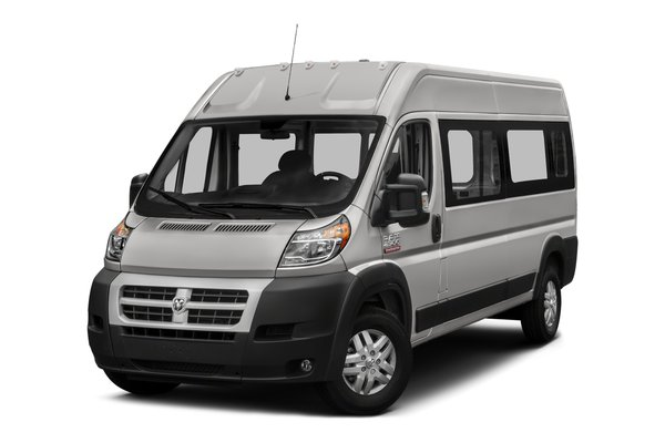 2017 RAM ProMaster 3500 Window Van High Roof