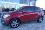 This Red 4 door Leather - AWD! Leather! LOW KM's!! SUV features  a 6 Spd Automatic transmission, a  1.4L  I 4 engine, and has 38154 kilometres on it.