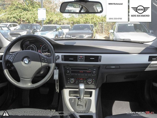 2011 BMW 323 in Richmond, British Columbia