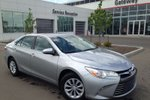 This Silver 4 door LE 4dr Sedan Standard Package Sedan features a Black interior a 6 Spd Automatic transmission, a  2.5L  I 4 engine, and has 0 kilometres on it.