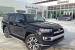 This Black 4 door Ltd. 7 Passenger, Navi, Heated Leather Seats, JBL Stereo SUV features a Brown interior a 5 Spd Automatic transmission, a  4.0L  V 6 engine, and has 0 kilometres on it.