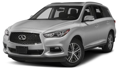2017 Infiniti QX60 in Richmond, British Columbia