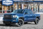"""This Blue 4 door Elevation Edition ~ Level Lift Kit ~ 33"""" A/T Tires Pickup features a Black interior a 6 Spd Automatic transmission, a  4.3L  V 6 engine, and has 55 kilometres on it."""