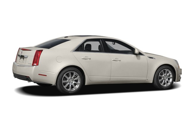 2008 Cadillac CTS in Langley, British Columbia