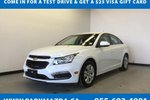 This White 4 door 1LT Sedan features a Black interior a Automatic transmission, a  1.4L  I 4 engine, and has 58294 kilometres on it.