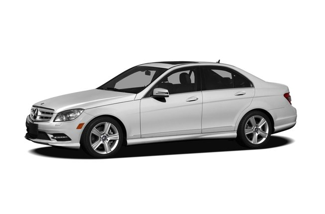 2011 Mercedes-Benz C-Class in Richmond, British Columbia