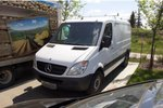 This White 3 door Standard Roof Cargo Van features a Black interior a 5 Spd Automatic transmission, a  3.0L  V 6 engine, and has 70203 kilometres on it.