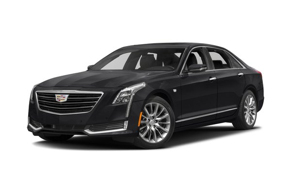 2017 Cadillac CT6 2.0L Turbo