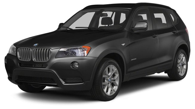 2013 BMW X3 in Richmond, British Columbia
