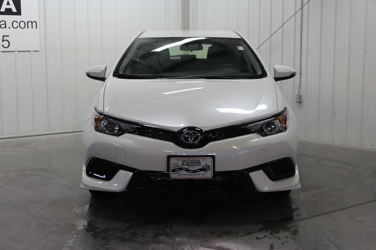 2018 Toyota Corolla iM for sale in Winnipeg, Manitoba