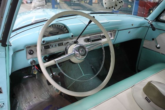 1954 Ford Crown Victoria for sale in Bridgewater, Nova Scotia