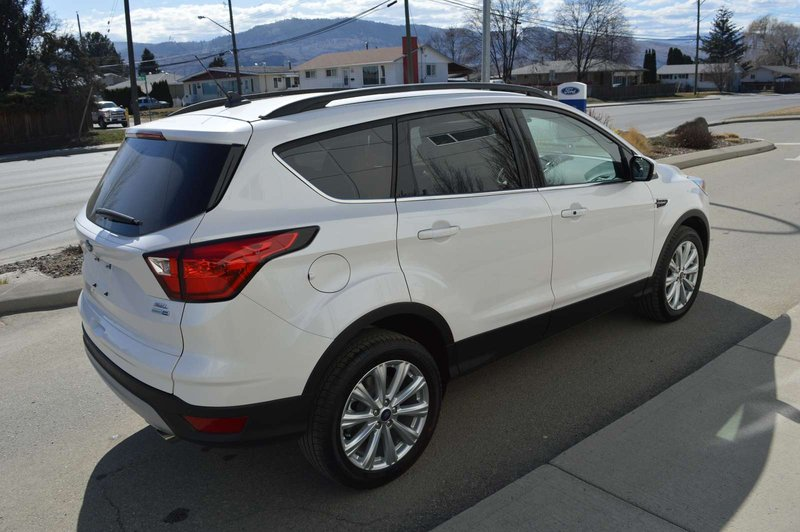 2019 Ford Escape for sale in Kamloops, British Columbia