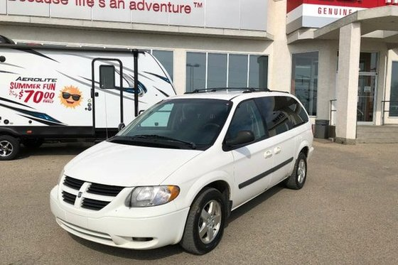 2005 Dodge Caravan for sale in Moose Jaw, Saskatchewan