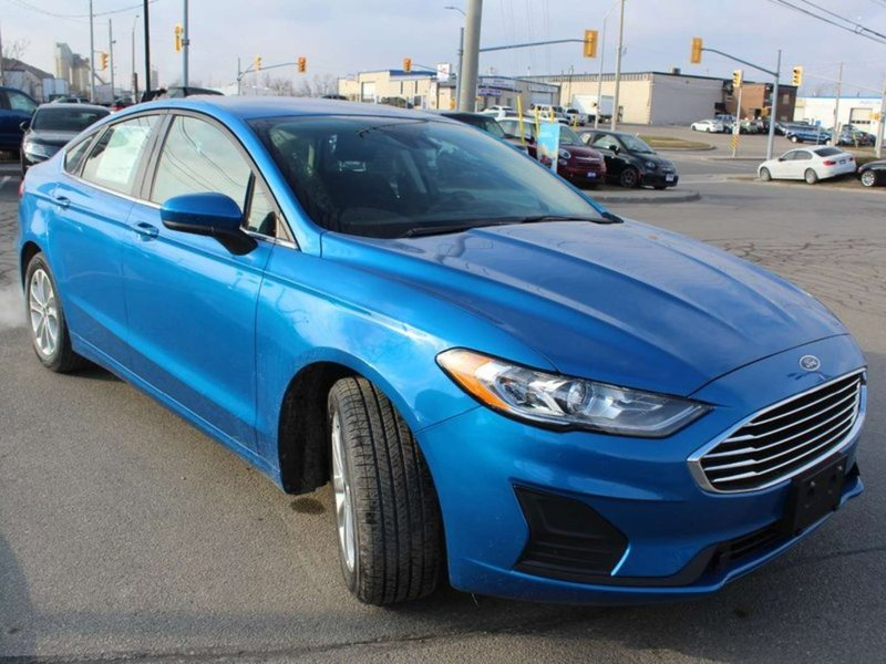 2019 Ford Fusion for sale in Mississauga, Ontario