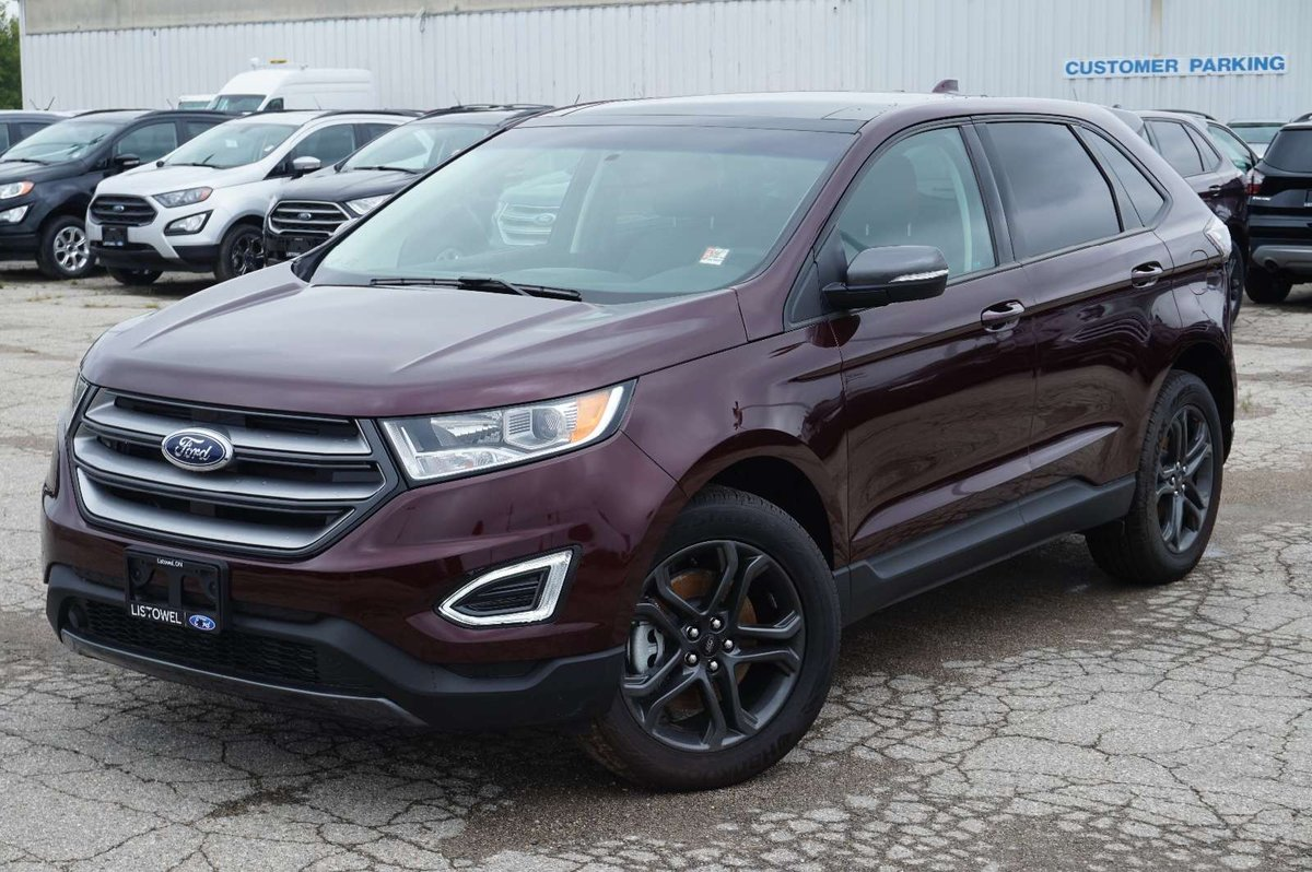 Ford Edge For Sale In Listowel Ontario