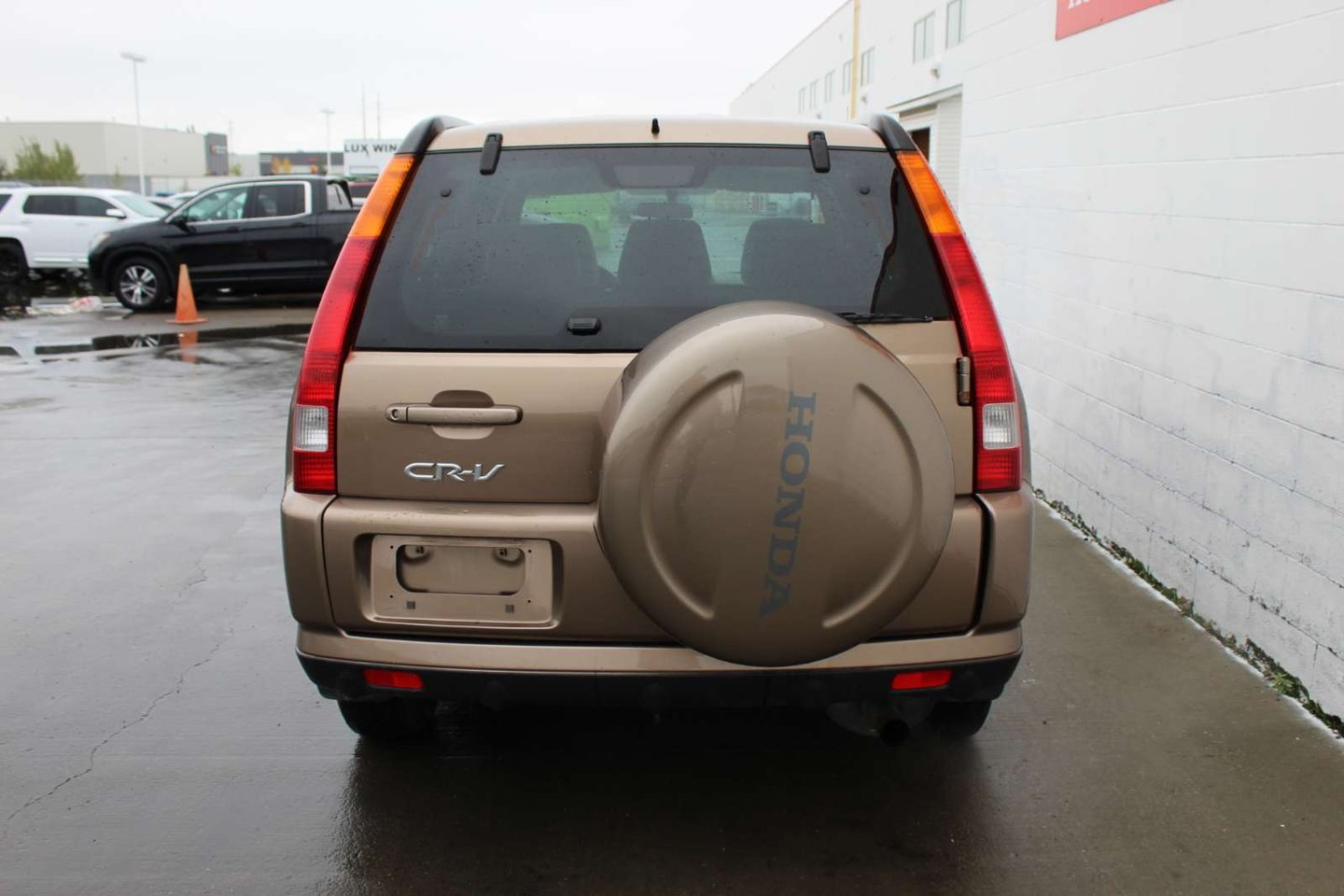 2002 Honda CR-V EX w/Leather for sale in Edmonton, Alberta