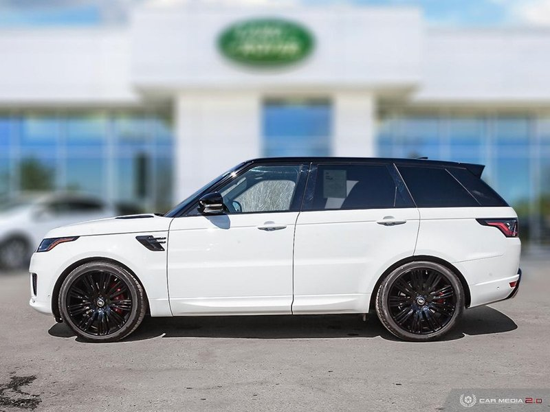 2019 Land Rover Range Rover Sport for sale in Winnipeg, Manitoba