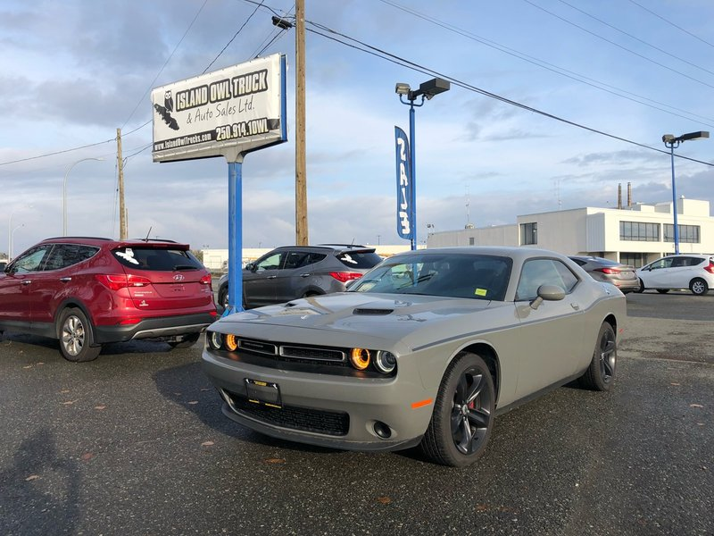 2018 Dodge Challenger for sale in Campbell River, British Columbia