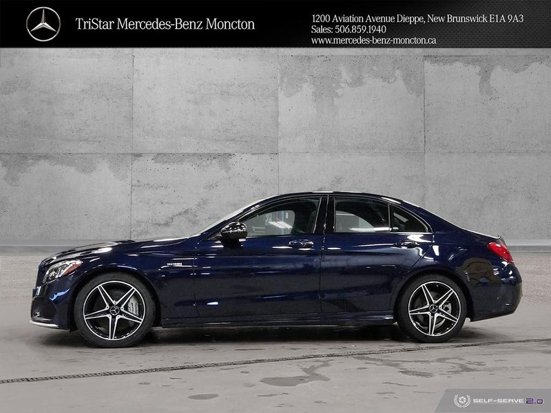 2017 Mercedes-Benz C-Class for sale in Dieppe, New Brunswick