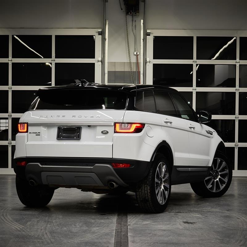 2018 Land Rover Range Rover Evoque for sale in Kelowna, British Columbia
