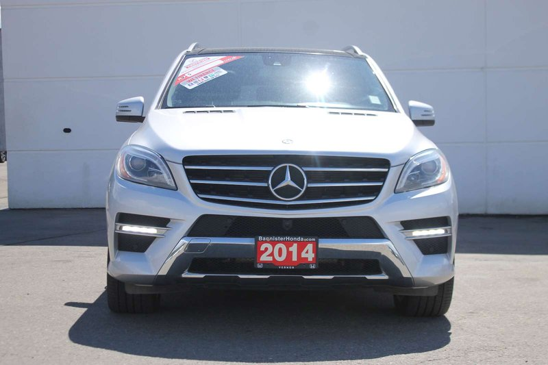 2014 Mercedes-Benz M-Class for sale in Vernon, British Columbia