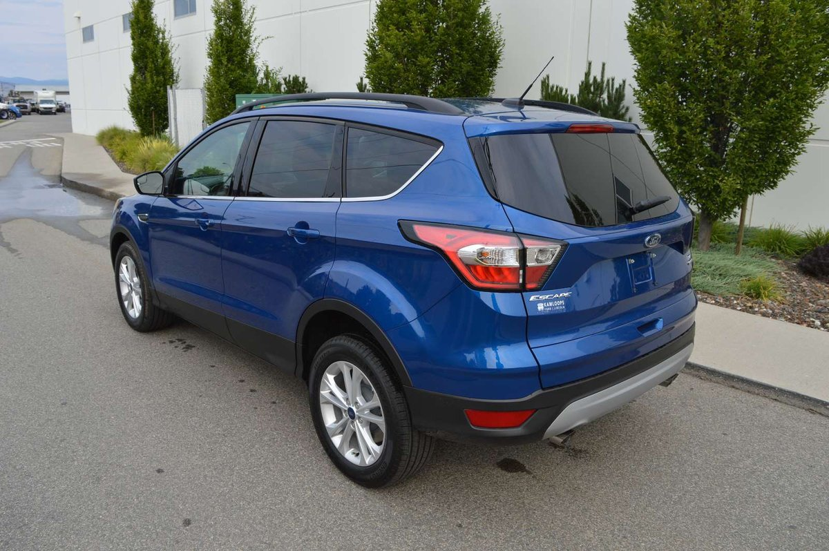 2018 Ford Escape for sale in Kamloops, British Columbia