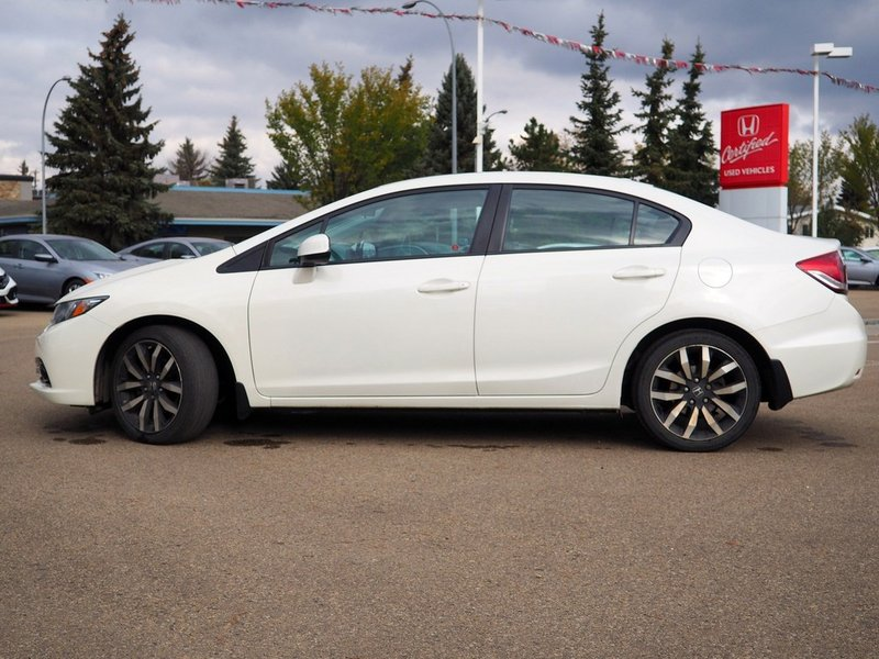 2013 Honda Civic Sdn for sale in Edmonton, Alberta