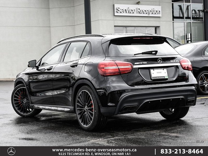 2019 Mercedes-Benz GLA for sale in Windsor, Ontario