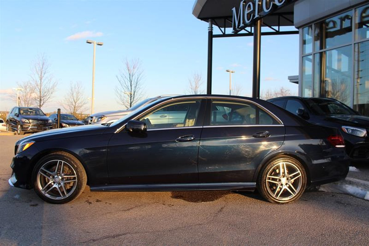 2015 Mercedes-Benz E-Class for sale in Newmarket, Ontario