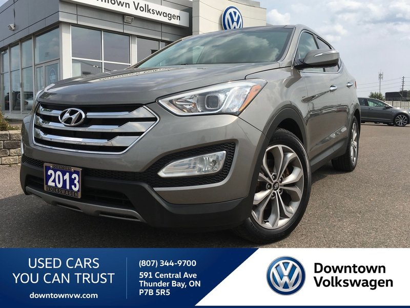 2013 Hyundai Santa Fe for sale in Thunder Bay, Ontario