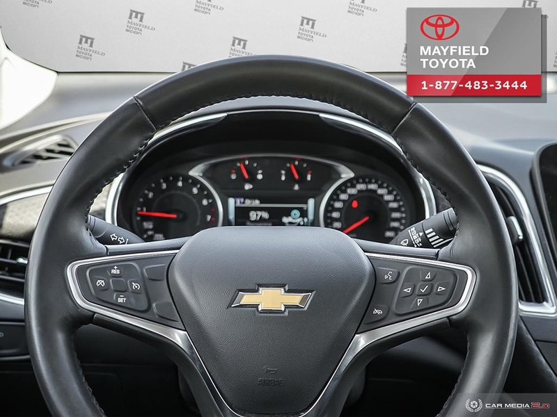 2018 Chevrolet Malibu for sale in Edmonton, Alberta