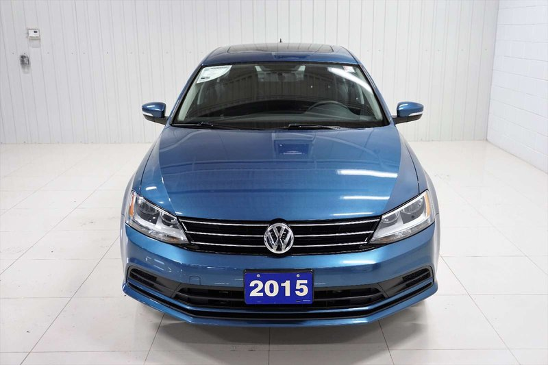 2015 Volkswagen Jetta Sedan for sale in Sault Ste. Marie, Ontario