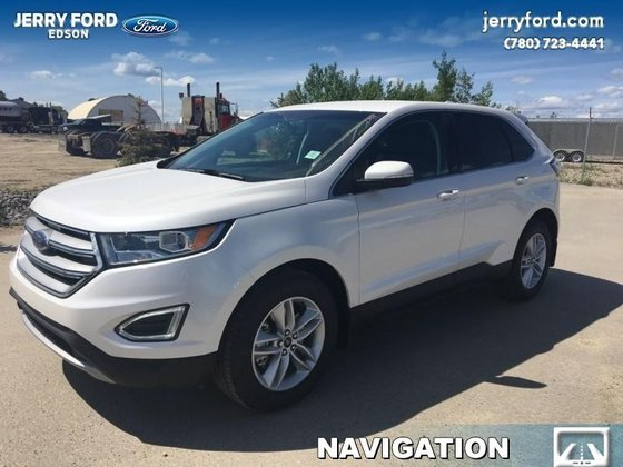 2018 Ford Edge for sale in Edson, Alberta