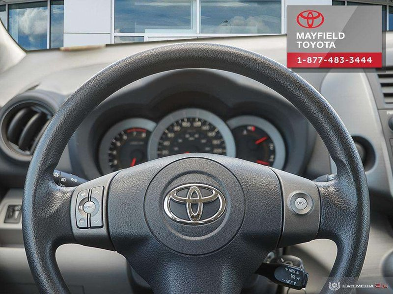 2011 Toyota RAV4 for sale in Edmonton, Alberta