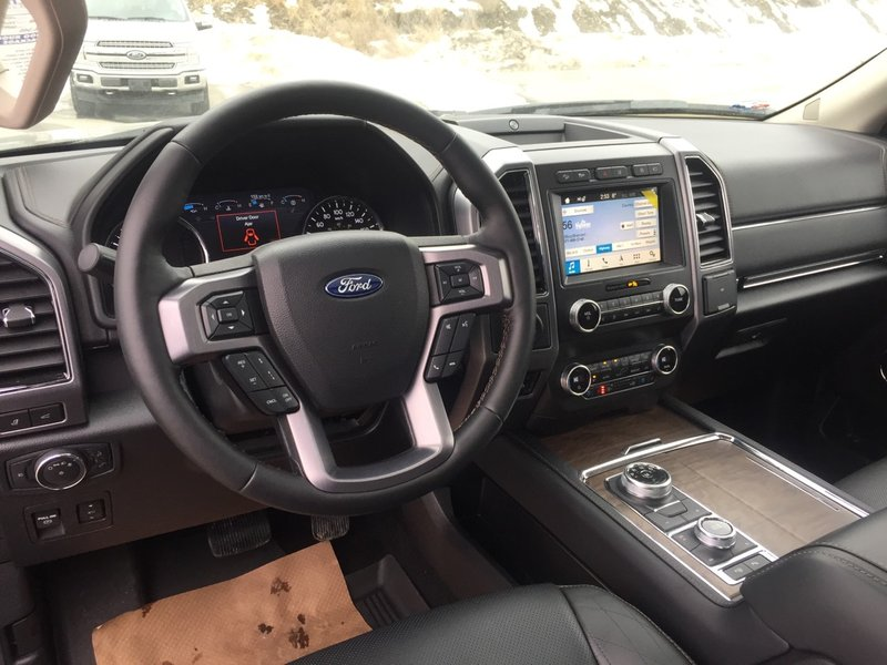 2019 Ford Expedition for sale in Williams Lake, British Columbia