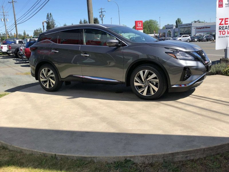 2019 Nissan Murano for sale in Campbell River, British Columbia