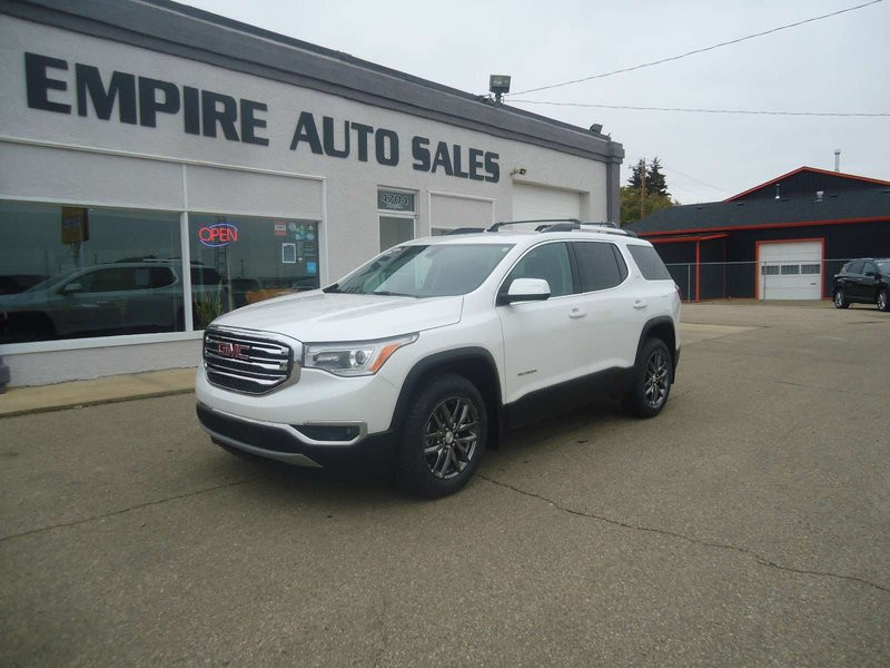 2017 GMC Acadia for sale in Lacombe, Alberta