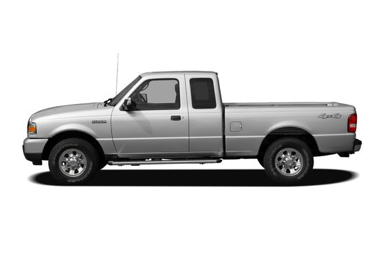 2009 Ford Ranger for sale in Victoria, British Columbia