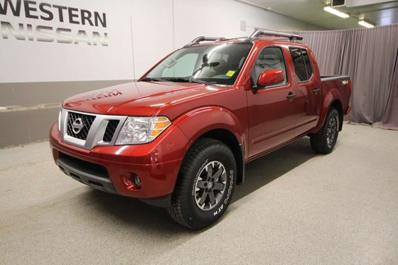 2018 Nissan Frontier for sale in Moose Jaw, Saskatchewan