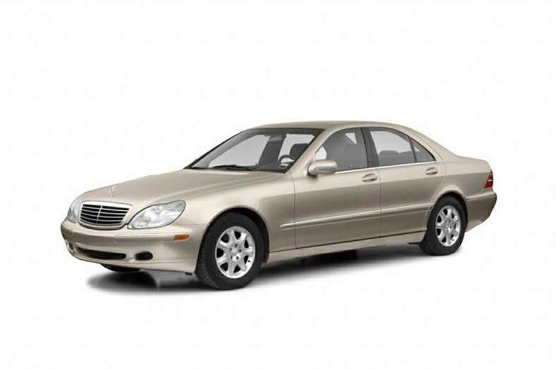 2002 Mercedes-Benz S-Class for sale in Cranbrook, British Columbia