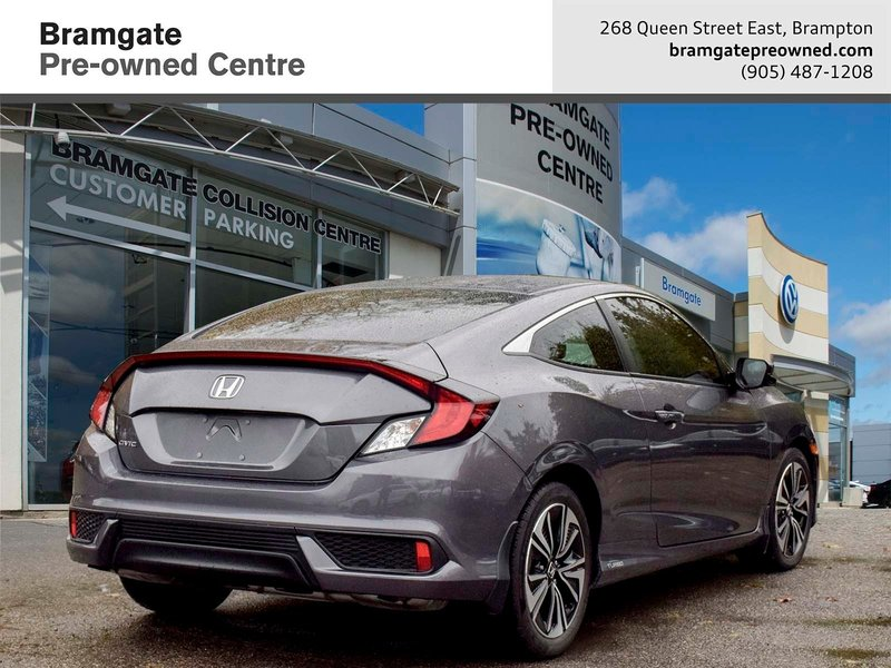 2016 Honda Civic Coupe for sale in Brampton, Ontario