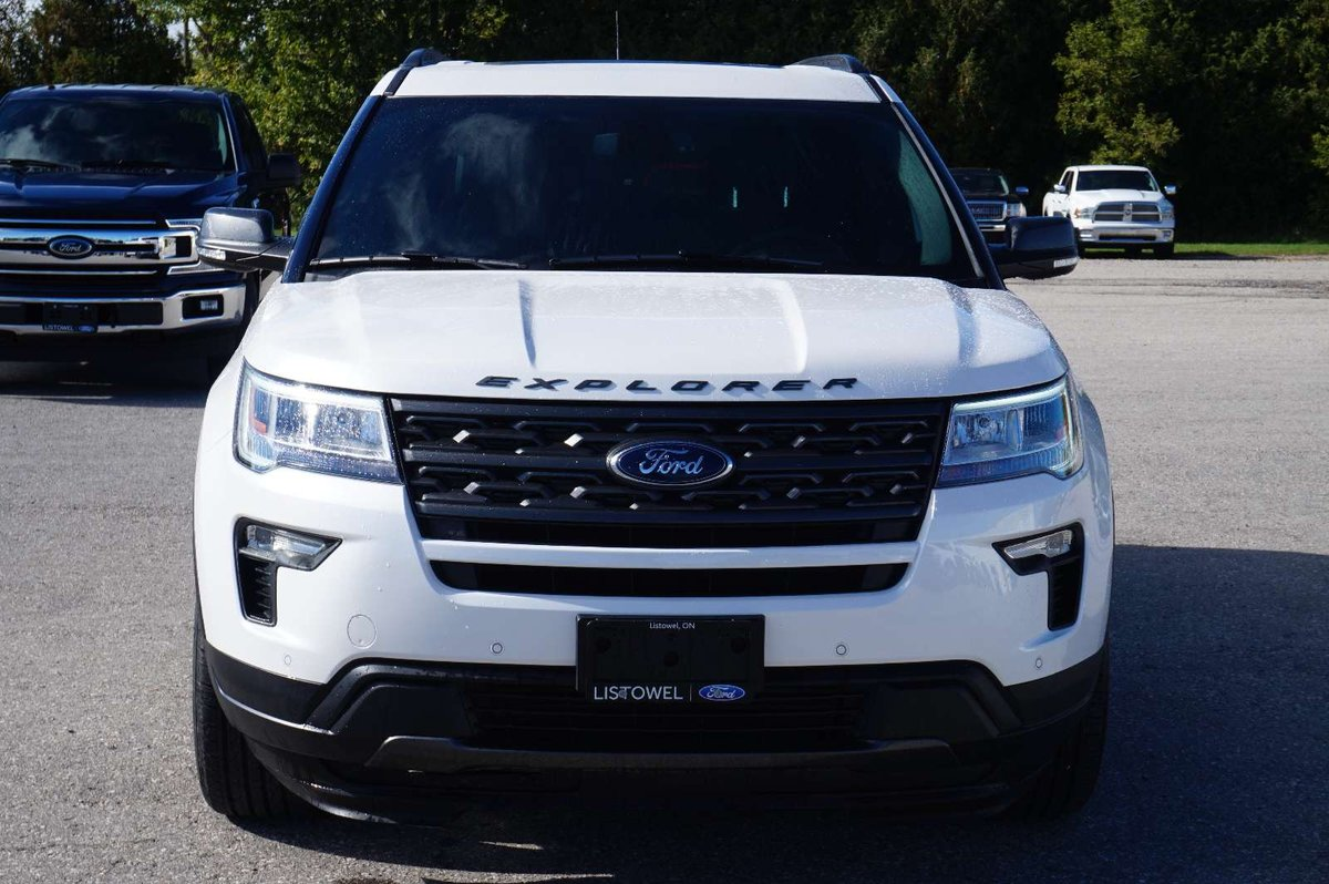 2018 Ford Explorer for sale in Listowel, Ontario