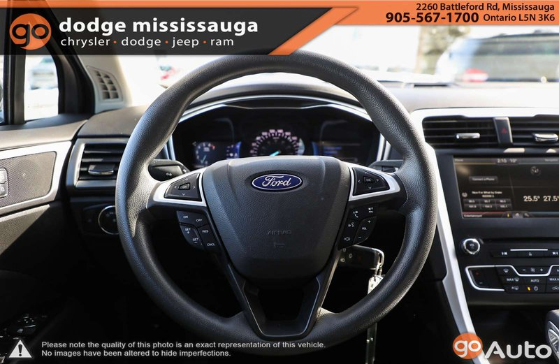 2016 Ford Fusion for sale in Mississauga, Ontario