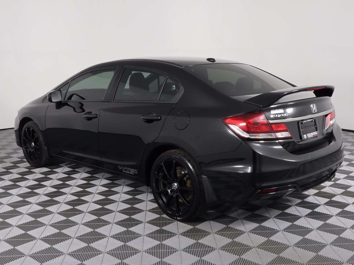 2014 Honda Civic Sedan for sale in Huntsville, Ontario